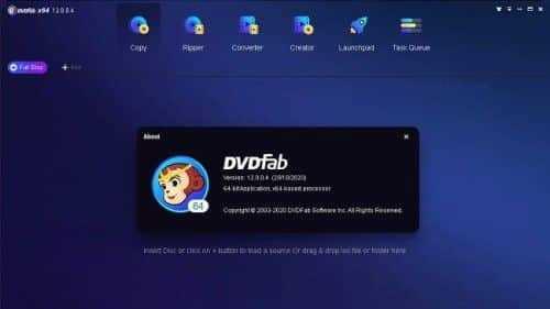 DVDFab Crack v12.0.4.0 With Keygen Free Download [Updated]