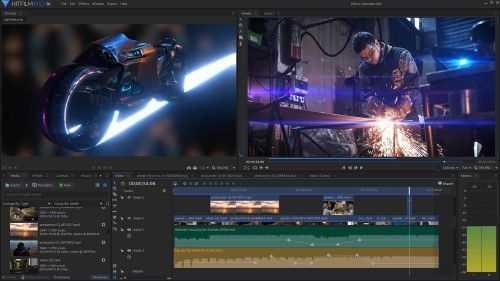 HitFilm Pro Crack 16 + Activation Key Free Download [Latest Version]